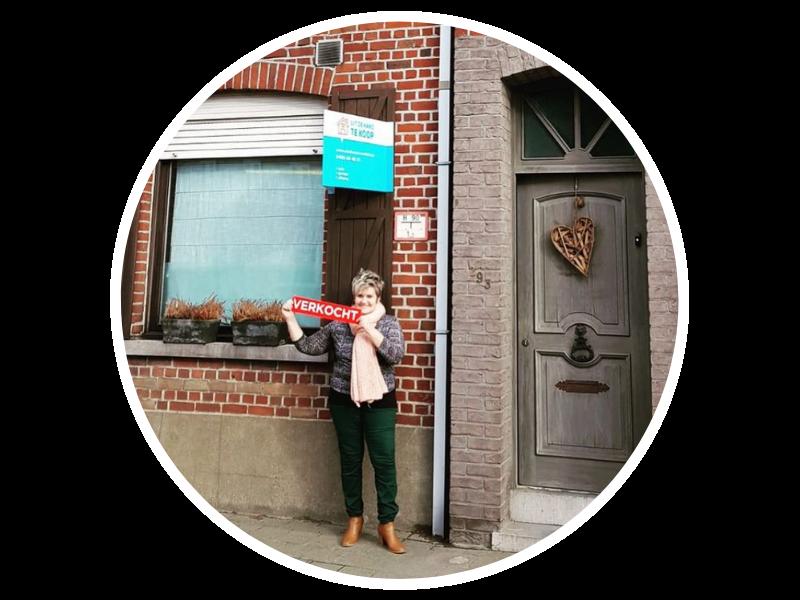 Regine verkocht haar huis met Bakermat binnen de maand